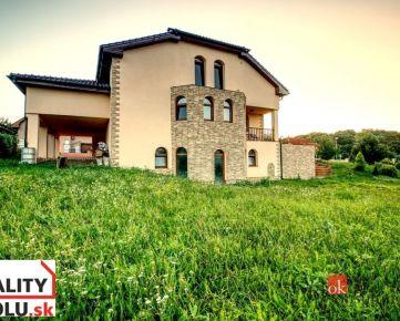 Rodinný dom Nitra na predaj, luxusná novostavba