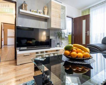 Exkluzívne na predaj 2-izbový byt na Železníkoch