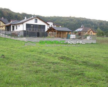 Predaj 4 stavebné pozemky 560 m2, 611 m2, Veľký Šariš, Kanaš, okr. Prešov