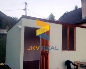 JKV REAL | Ponúkame na predaj kránu chatu s výhľadom - Čavoj