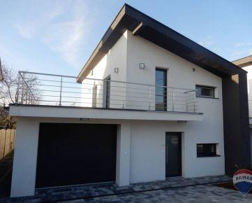 Na predaj novostavba, nízkoenergetický rodinný dom- Opatová nad Váhom