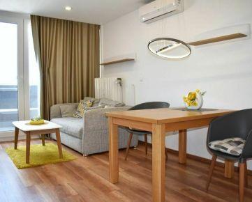 2-izbový byt na pešej zóne s pekným výhľadom na mesto