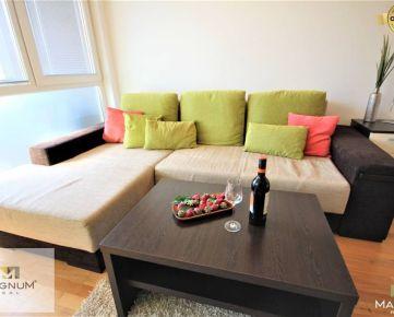 Kompletne zariadený 1i byt (42m2) pri Draždiaku - Betliarska