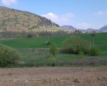 Žilina Dolná Tižina 450m2 na predaj pozemok pre bývanie - exkluzívne v Rh+