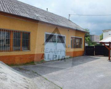 Na prenájom skladové alebo výrobné priestory o rozlohe 194m2 v obci Pribeta