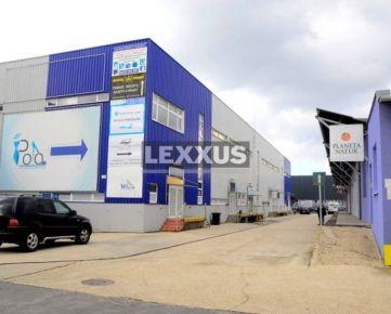 LEXXUS-PRENÁJOM, showroom s kanceláriami, 300 m2, BA III