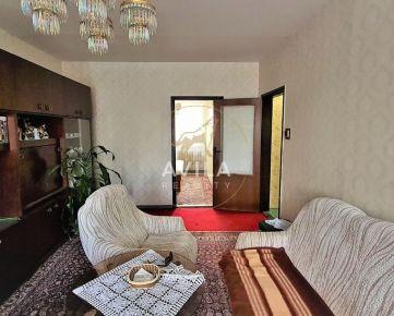 PREDAJ: 4 izb., 2 balkóny, lokalita, NMnV