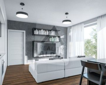 Krásne 2-izbové byty, Papradno