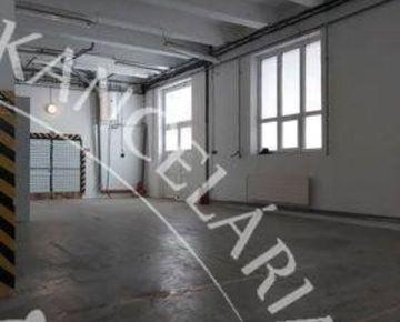 Prenájom - sklad takmer 200 m2 v Nitre v širšom centre Nitry