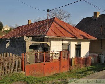 Dom vhodný na rekonštrukciu v obci Poproč