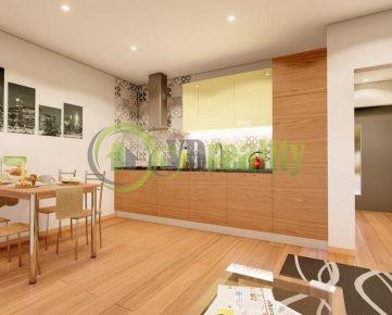 Predaj 1i byt s terasou NITRA - KYNEK