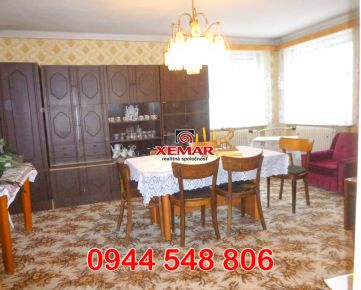 Na predaj rodinný dom 4 km od Banskej Bystrici.