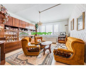 GARANT REAL - predaj 2 izbový byt, 58 m2, čiastočná rekonštrukcia, Sabinovská ulica, Prešov