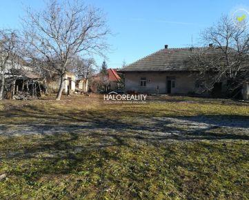 HALO REALITY - Predaj, pozemok pre rodinný dom 3416 m2 Beša, okr. Levice