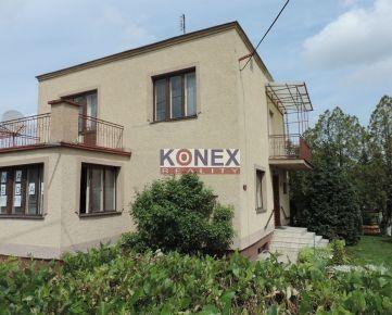 KONEX REALITY – SUPER ZĽAVA! Poschodový rodinný dom v Sečovciach.