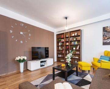 Prenájom štýlový 2 izbový byt, Krížna ulica, Bratislava I Staré Mesto