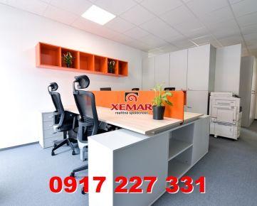 Na predaj obchodno-kancelárske priestory v Banskej Bystrici vhodný na podnikanie