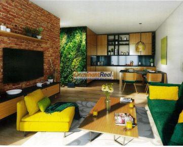 OMNIA - AF3 - 2. izbový byt o celkovej výmere 60,52 m2