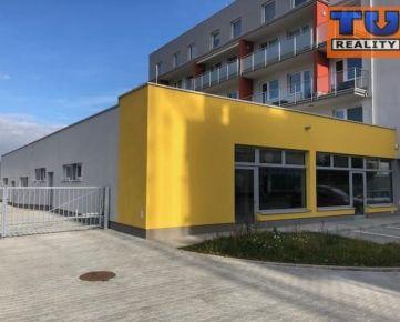 Na predaj priestory pre obchod a služby v Žiline o výmere 247m2, 3 parkovacie miesta. CENA: 399 000,00 EUR