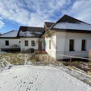 Rodinný dom 1300m2, kompletná rekonštrukcia