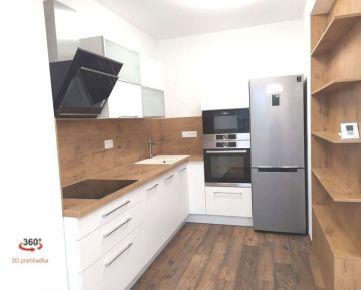 Novostavba, novozariadený 3 izbový byt, klimatizovaný, parkovanie, Ružinov