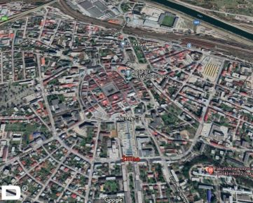 Polyfunkčný objekt  Žilina - centrum