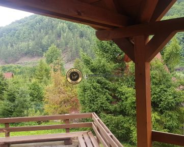 Dvojpodlažná rekreačná chata na Ružíne,pozemok 600m2