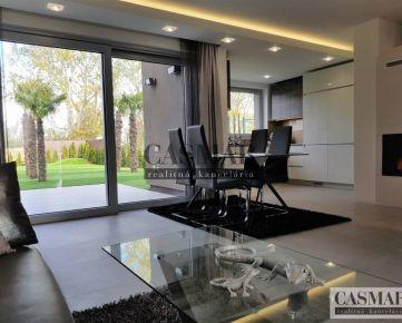 CASMAR RK - Predaj dvojpodlažných rodinných domov