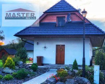 Na predaj novostavba chaty Stará Lesná-Výstavba Tatranský dvor II