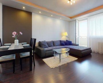 Priestranný 3 izb byt v prestížnej lokalite Bratislavy s parkovaním v garáži