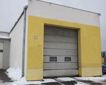 Prenájom skladového a manipulačného priestoru v Prešove
