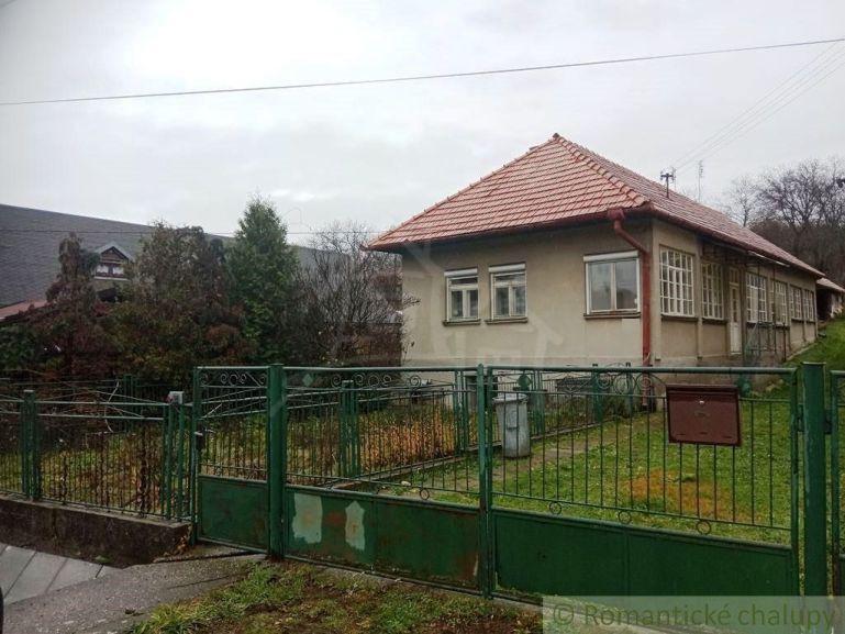 Rodinný dom 65m2, čiastočná rekonštrukcia