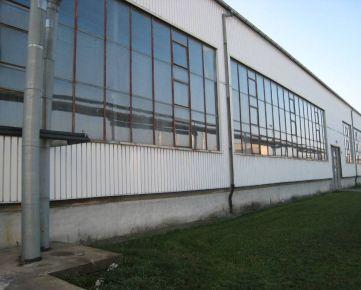 Sklad na prenájom Bratislava-Nové mesto 950 m2