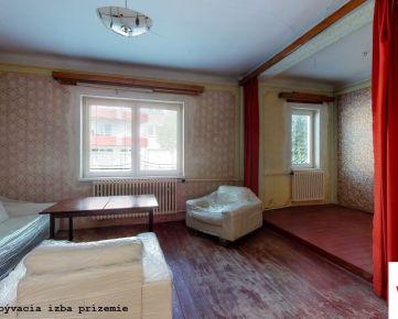 VIDEO + VIRTUÁLNA OBHLIADKA - Rodinný dom s rozľahlým pozemkom 1344 m2, Sasinková Piešťany