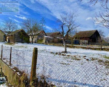 St. pozemok na bývanie s domom, predaj, Buclovany, 2. 686 m2