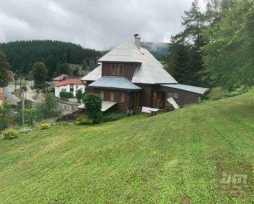 Predaj - pekná drevenica v obci Makov (okr. Čadca)