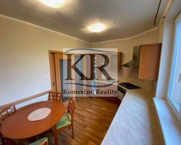 Zariadený 3i byt s loggiou na PRENÁJOM , Trenčín-Juh, 550,-€