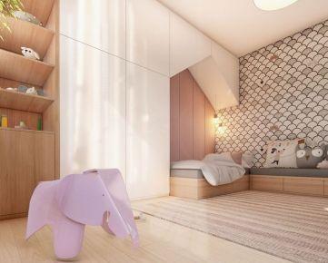 2-izbový byt - najvyššie poschodie v novostavbe Zelené Vlčince - (A.812)