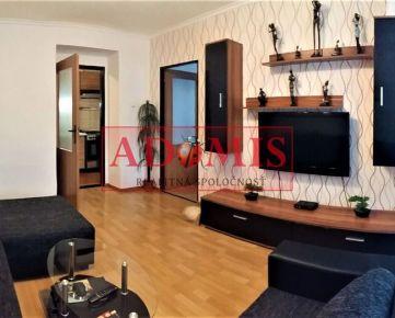 ADOMIS - priestranný 2 izbový byt, 66m2, Železiarenská ulica, Košice-Šaca
