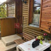 Záhradná chata 32m2, kompletná rekonštrukcia