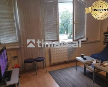TIMA Real - ponúka 1 izbový slnečný byt na Okružnej ul.