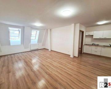Prenajmeme novostavbu mezonetového 2+kk bytu, Žilina - Bytčická ul., R2 SK.