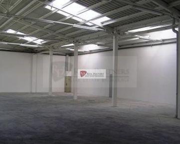 Ponúkame na prenájom kancelárske a skladové priestory v Ružinove, KP-02-115, www.reb.sk