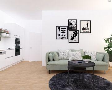 REZERVOVANÝ   2-izbový apartmán v Stupave.