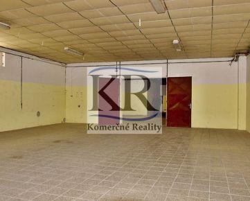 370 m2 - Skladové priestory na prenájom, Trenčín