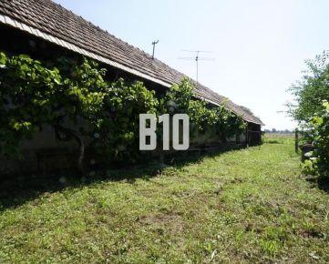 Pekný stavebný pozemok o výmere 13,56 ára - Malé Zálužie