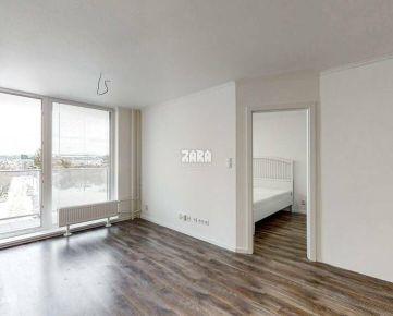 2-izbový byt v Galéria City B, 40 m2 + LOGGIA ul. Považská - Terasa.