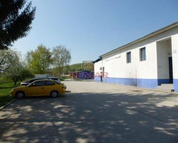 Na predaj prevádzkový areál na Zvolen. ceste v Banskej Bystrice