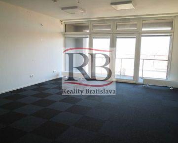 Reprezentatívny priestor s peknými výhľadmi, 145 m2