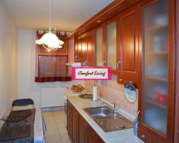 COMFORT LIVING ponúka - Zariadený 1 izbový byt s loggiou v novostavbe na HAANOVEJ ULICI